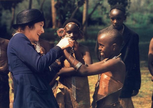 1986 - Out of Africa (Foto: Reprodução)