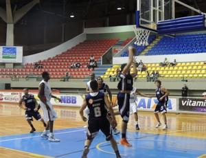 Basquete NBB - Suzano x Liga Sorocabana (Foto: Petterson Rodrigues)