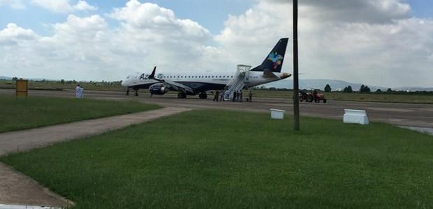Deputado federal Beto Albuquerque registrou avião que levava Júlio Delgado (Foto: Reprodução/Twitter/Beto Albuquerque)