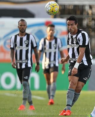 Dudu Cearense, Botafogo (Foto: Vitor Silva/SSPress/Botafogo)