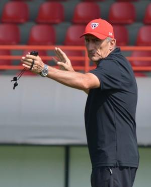 Edgardo Bauza São Paulo (Foto: Érico Leonan/saopaulofc.net)