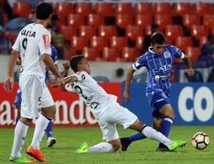 Fred; Marcos Rocha; Atlético-MG; Godoy Cruz (Foto: EFE/Pachy Reynoso)