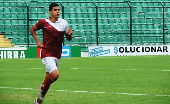 Nem Figueirense (Foto: Marcelo Silva)