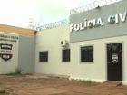 Preso é flagrado tomando conta de delegacia sem funcionários no Paraná