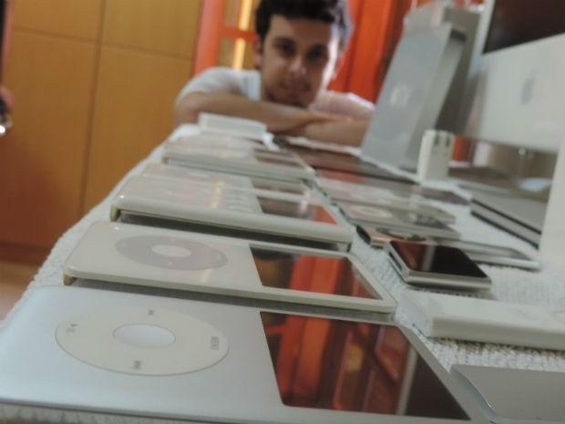 Universitário conseguiu maioria por troca na internet (Foto: Carlos Dias/G1)