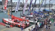 Veleiros da Volvo Ocean Race irão iniciar viagem de 20 dias a Itajaí