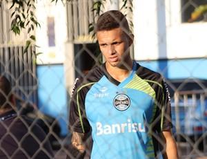 Luan, meia-atacante do Grêmio (Foto: Diego Guichard)