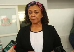 Antônia Souza, mãe de Ana Carolina Vieira (Foto: Iwi Onodera/ EGO)