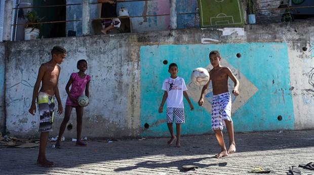 favela, futebol (Foto: Photopin)