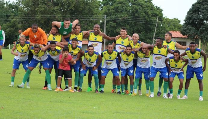 Altos, Campeonato Piauiense  (Foto: Emanuele Madeira)