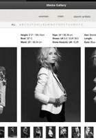 Irmã mais nova de Kate Moss tira suas primeiras fotos como modelo