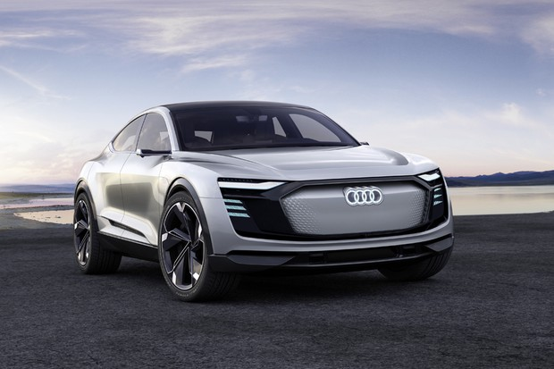 Audi E-Tron Sportback Concept (Foto: Divulgação)