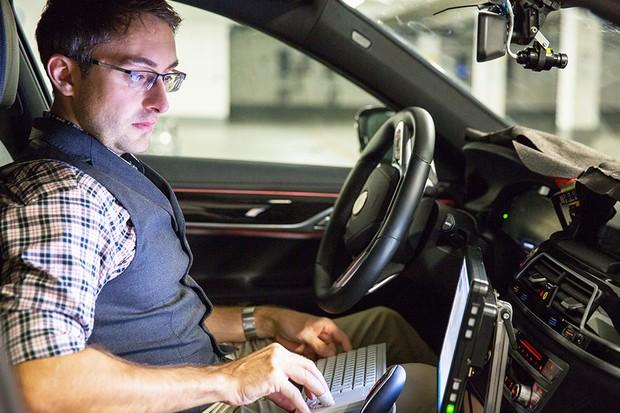 BMW, Intel e Mobileye vão testar 40 carros autônomos  (Foto: Divulgação)