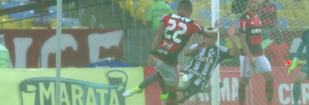 fc1cd7c22a74d Flamengo x Botafogo - Campeonato Carioca 2017-2017 - globoesporte.com