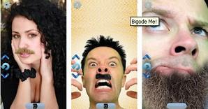 bigode me