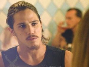 Robertão se anima com possibilidade de emprego (Foto: TV Globo)