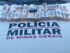Mulher é presa transportando drogas de Janaúba para Montes Claros