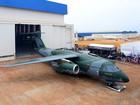 Embraer apresenta avião militar (Divulgação/ Embraer )