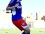 Armero desembarca, e jogadores do Bahia fazem treino físico no Fazendão