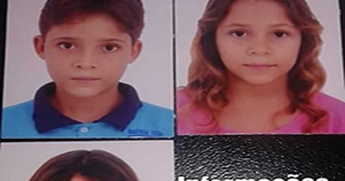 Crianças desaparecidas em Paraíso do Tocantins são encontradas - Globo.com