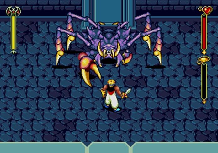 RPG de ação do Mega Drive marcou uma geração e é um clássico cult (Foto: Reprodução)