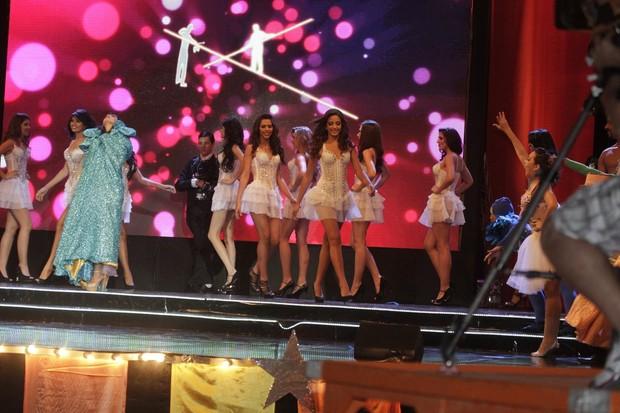 Miss universo Rio de Janeiro 2014 (Foto: Delson Silva/Ag News)