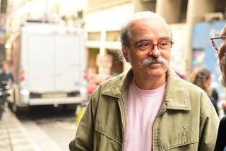Velório Umberto Magnani - Genésio de Barros (Foto: Leo Franco/ Ag. News)