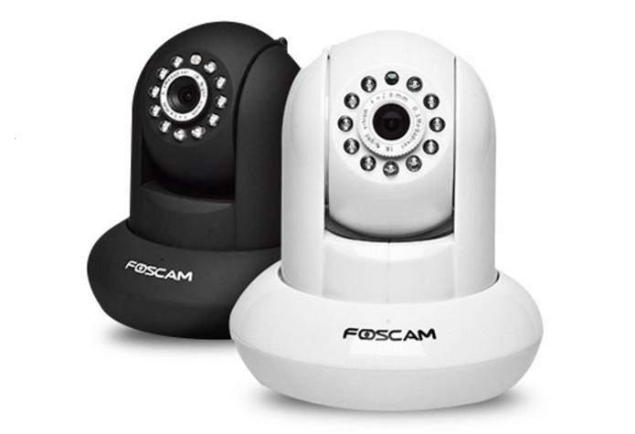 Nível de qualidade de vídeo, tipo de conectividade, presença de sensores e resistência à água costumam determinar o preço das câmeras (Foto: Divulgação/Foscam)