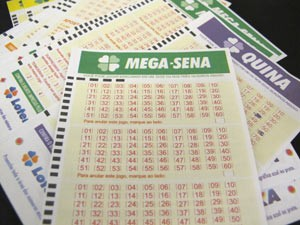 Mega-Sena sorteia R$ 5 milhões neste sábado (Foto: Nathália Duarte/G1)