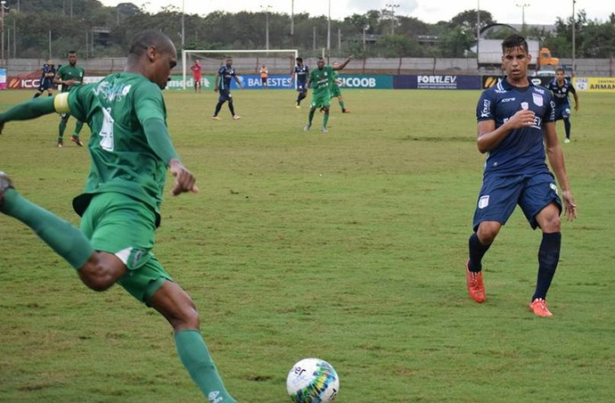 Campeonato Brasileiro Série D 2016: Espírito Santo x Boavista (Foto: João Brito/Espírito Santo FC)