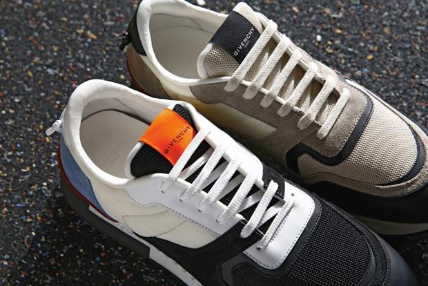 Givenchy lança linha de sneakers inspirados em tênis de corrida