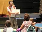 Sesc de Piracicaba propõe vivência entre avós e netos em projeto