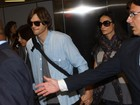 Separados, Demi Moore e Ashton Kutcher ainda não pediram divórcio