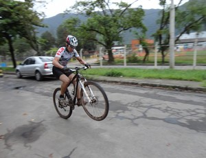 Fernando Fabrício disputa Copa Ravelli de Montain Bike (Foto: Divulgação / Prefeitura de Cubatão)