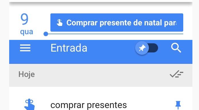 Descubra como criar um lembrete no Google agenda e Inbox (Foto: Reprodução/Edivaldo Brito)