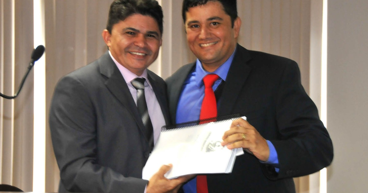 Vereador toma posse como presidente da Câmara 17 dias após ... - Globo.com