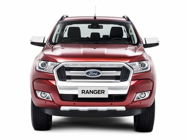 Ford Ranger 2016 (Foto: Divulgação)