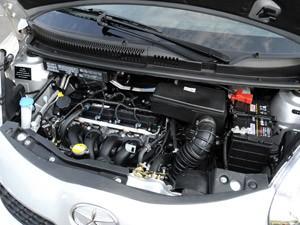 Motor é um dos destaques positivos do Jac J2 (Foto: Divulgação)