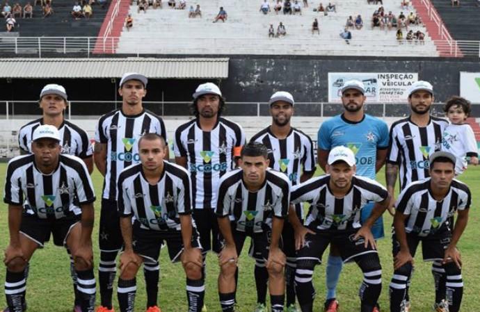Estrela do Norte encara o Sport-ES nesta quarta-feira, no Sumaré (Foto: Daniel Dirr/Foto Num Click)