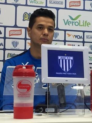 Luan Avai (Foto: André Palma Ribeiro/Avaí FC)
