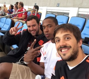Meyinsse quer garantir título para apoiar time no Maracanã