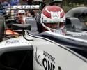 Pedro Piquet quase pontua em estreia na F3. Sette Câmara conquista 5º lugar