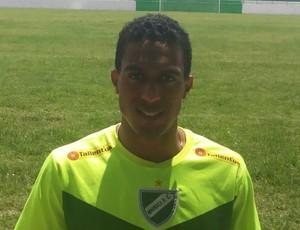 Danilo Bahia, lateral do Murici (Foto: Jailson Colácio/Assessoria do Murici)
