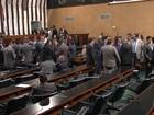 Candidato único, deputado Ângelo Coronel é eleito presidente da Alba