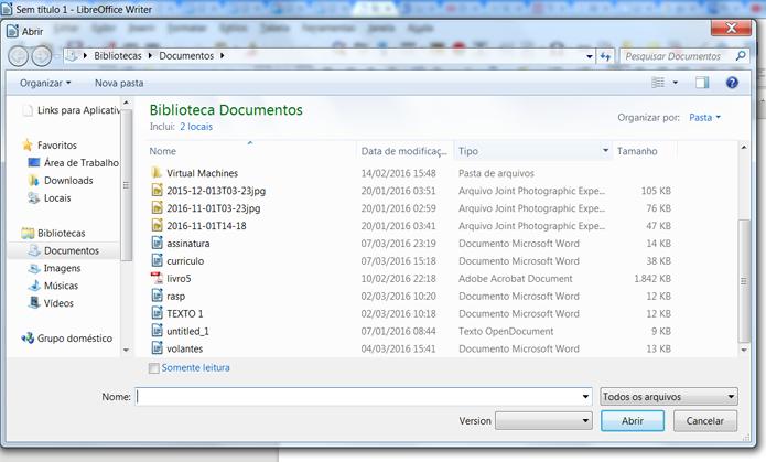 Tanto Polaris como LibreOffice aceitam sem problemas os formatos de arquivos do Office da Microsoft (Foto: Reprodução/Filipe Garrett)