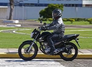 CG Fan 125 (Foto: Divulgação)