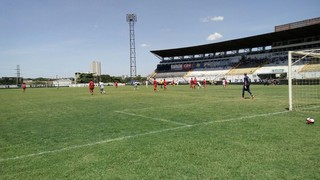 Comercial x Desportivo Brasil Série A3 Palma Travassos (Foto: Eliel Almeida / CBN Ribeirão)