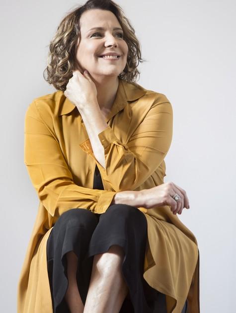 Ana Beatriz Nogueira (Foto: Ana Branco)