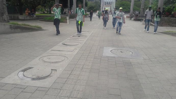 Atlético Nacional Libertadores Medellín (Foto: Jorge Natan)