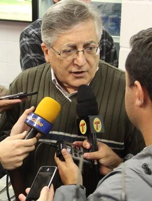 João Paulo de Jesus Lopes, vice-presidente de futebol do São Paulo (Foto: Luiz Pires/VIPCOMM)